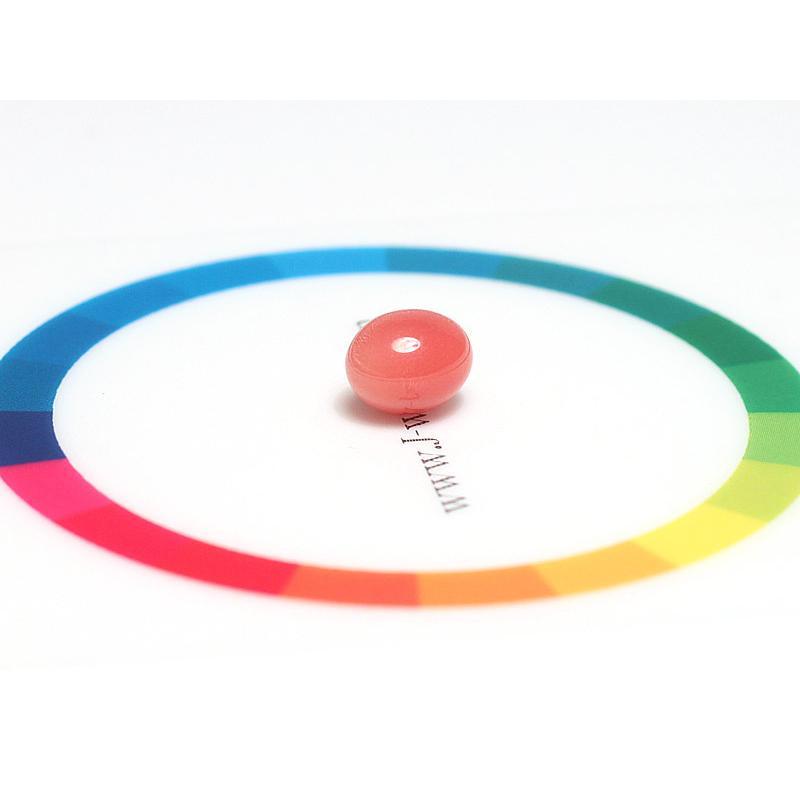 コンクパールルース2.197ct約7.7mm×6.5mm×5.7mmオレンジ色を帯びたピンク色火炎模様 ソーティング/鑑別機関が発行する簡易鑑別付 天然真珠|wizem|08
