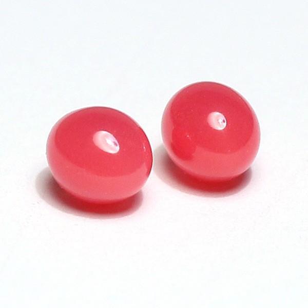 コンクパールペアルース2pcで1.19ct/0.58ct&0.61ct色良い 希少な天然真珠 wizem 06