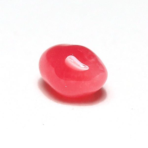 コンクパールルース0.45ct 火炎模様4.9mm×3.7mm×3.2mmバロック形 希少な天然真珠|wizem|02
