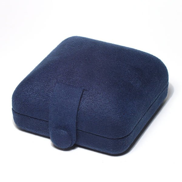 パールキーパー 指輪用ケース 真珠用高機能リングケース ネイビーブルー色|wizem|02