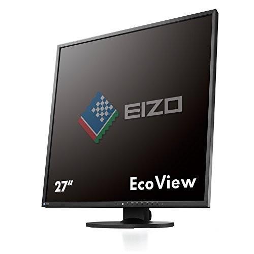 EIZO FlexScan 26.5インチ TFTモニタ ( 1920x1920 / IPSパネル / 5ms / ブラック ) EV273