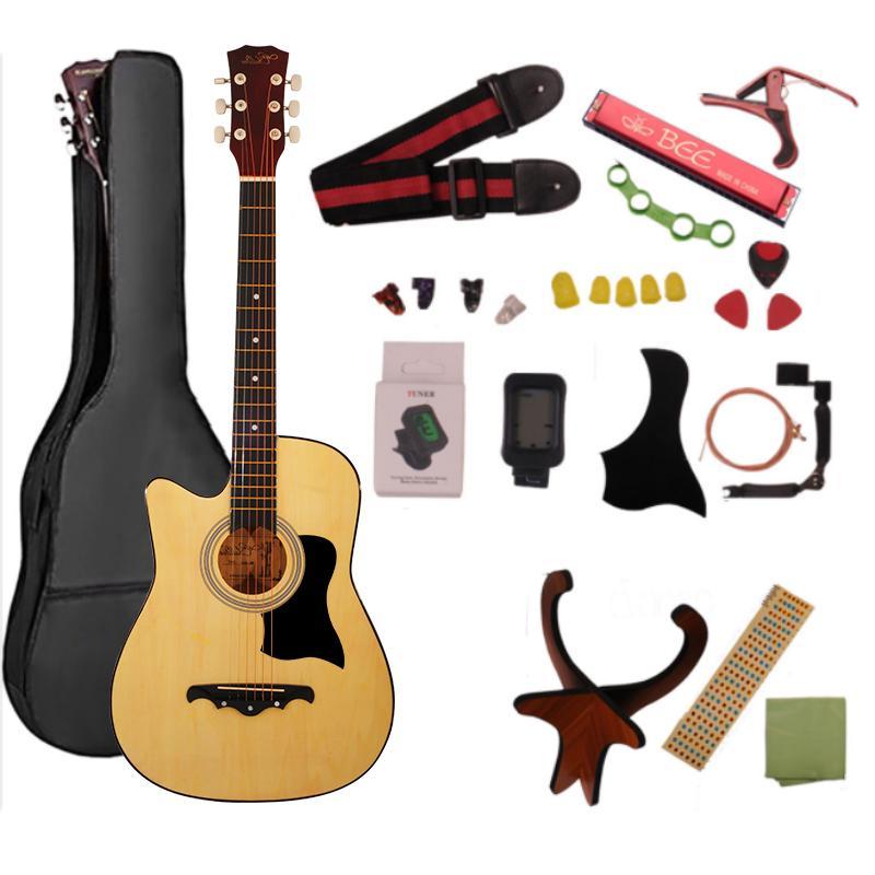 [キャンペーン中]AORTD ギター 入門 おすすめ 初心者  アコギ 16点セット アコースティックギター スタート 大人 自学 学生 子ども プレゼント|wkj-ueno|11