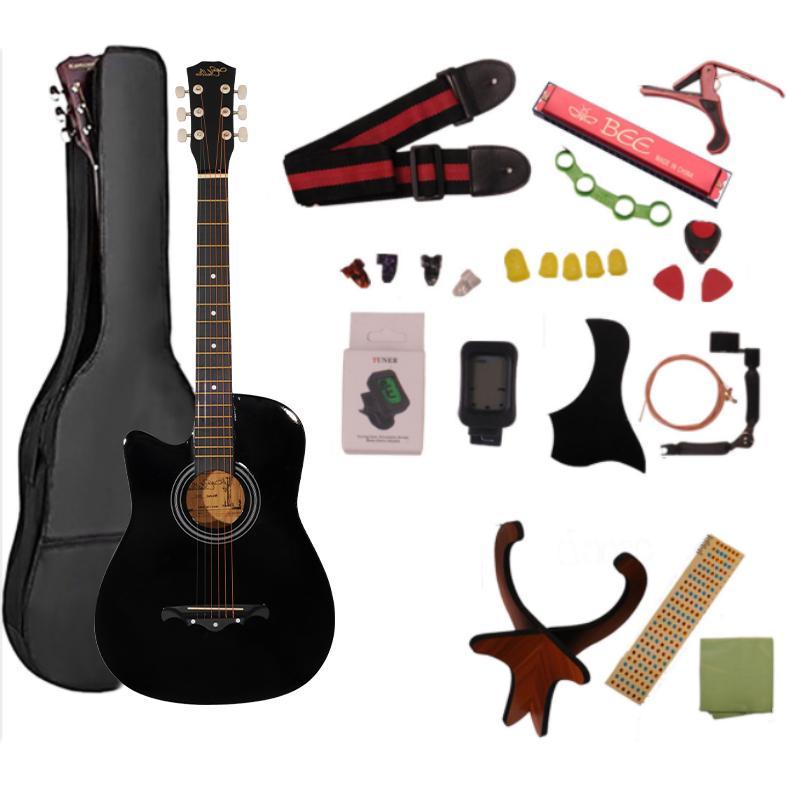 [キャンペーン中]AORTD ギター 入門 おすすめ 初心者  アコギ 16点セット アコースティックギター スタート 大人 自学 学生 子ども プレゼント|wkj-ueno|12