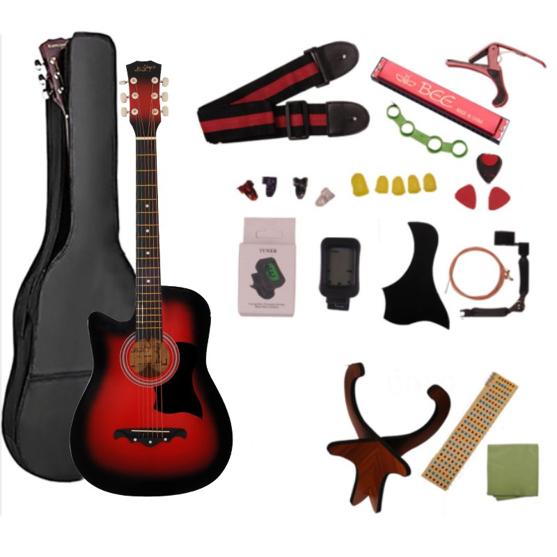 [キャンペーン中]AORTD ギター 入門 おすすめ 初心者  アコギ 16点セット アコースティックギター スタート 大人 自学 学生 子ども プレゼント|wkj-ueno|13