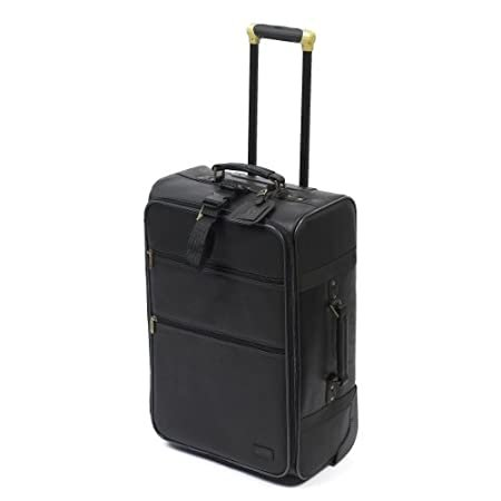 Claire Chase Classic 24 Inch Pullman, Black, One Size
