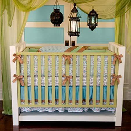 Caden Lane Modern Vintage Collection Ryan Crib Bedding Set