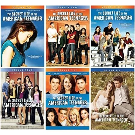 The Secret Life of the American Teenager: Volumes 1-6