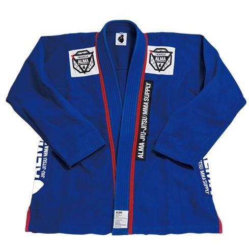 格闘技 (アルマ トライアングル) 国産柔術衣