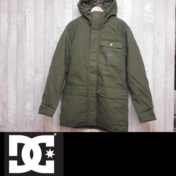 19-20 DC 撥水ジャケット CANONGATE - Dark Olive(KRY0) 国内正規品