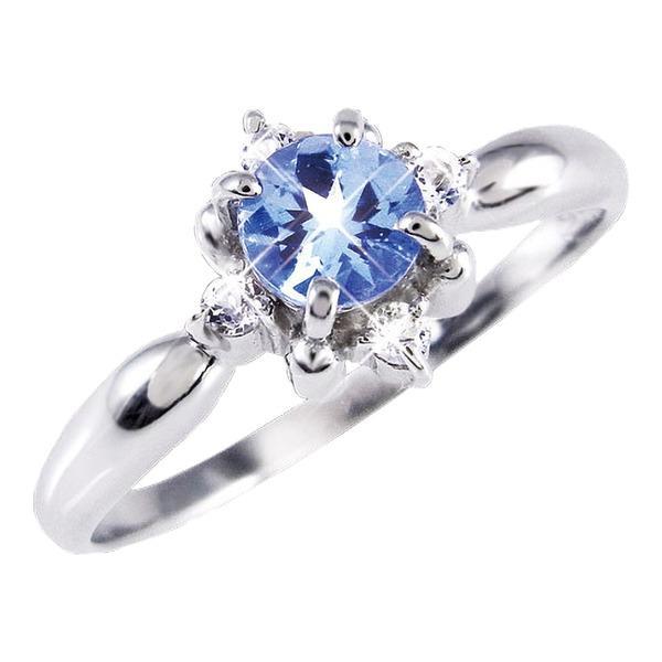 激安本物 タンザナイト&ダイヤリング 指輪 19号, ブランドショップ ブルーク 6498e76e
