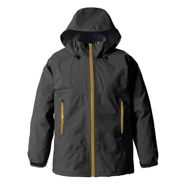 PUROMONTE(プロモンテ) Rain Wear GORE-TEX パックライト レインスーツ (メンズ) ブラック XL