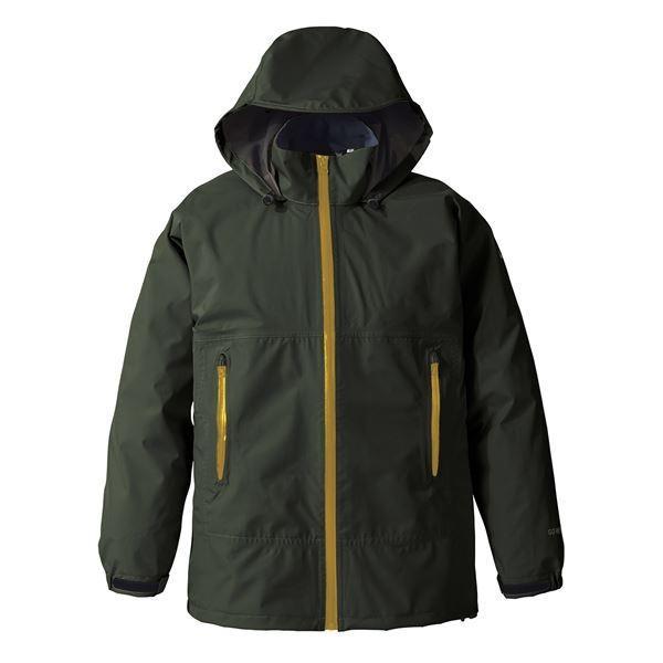 PUROMONTE(プロモンテ) Rain Wear GORE-TEX パックライト レインスーツ (メンズ) モスグリーン XL