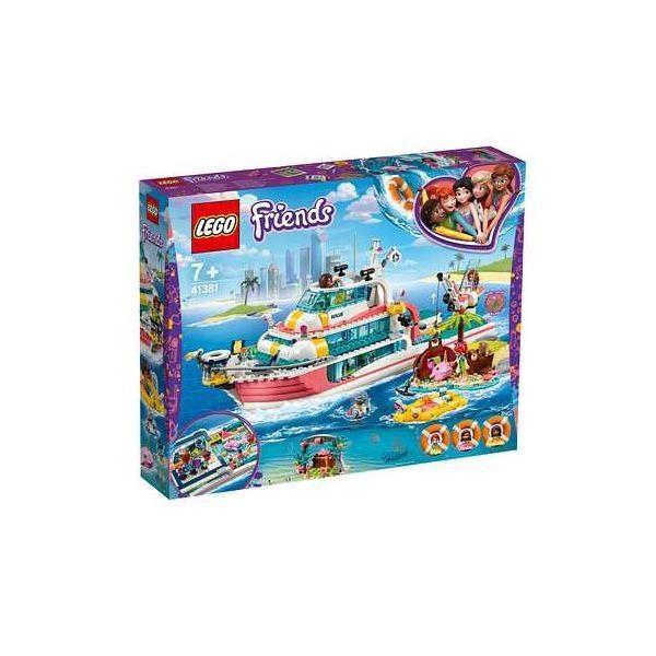 レゴジャパン 41381 海のどうぶつレスキュークルーザー 〔LEGO〕