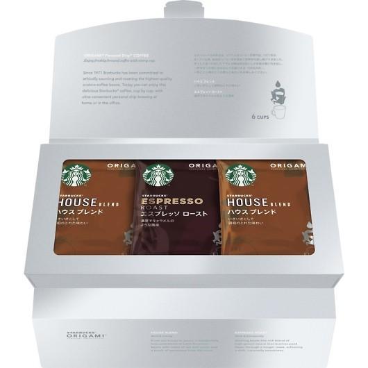 スターバックス オリガミ パーソナルドリップコーヒーギフト SB-10S wnet