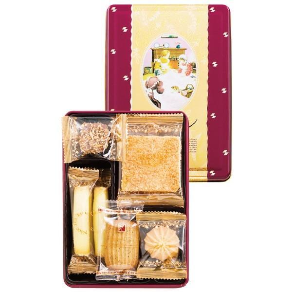 プレゼント ギフト アンナの家 キルティング クッキー詰合せ|wochigochi