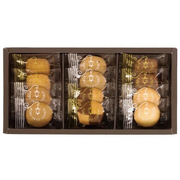 プレゼント ギフト 神戸浪漫 神戸トラッドクッキー|wochigochi