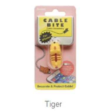 Lightning cable accessory Tiger VRT42580 Dreams CABLE BITE