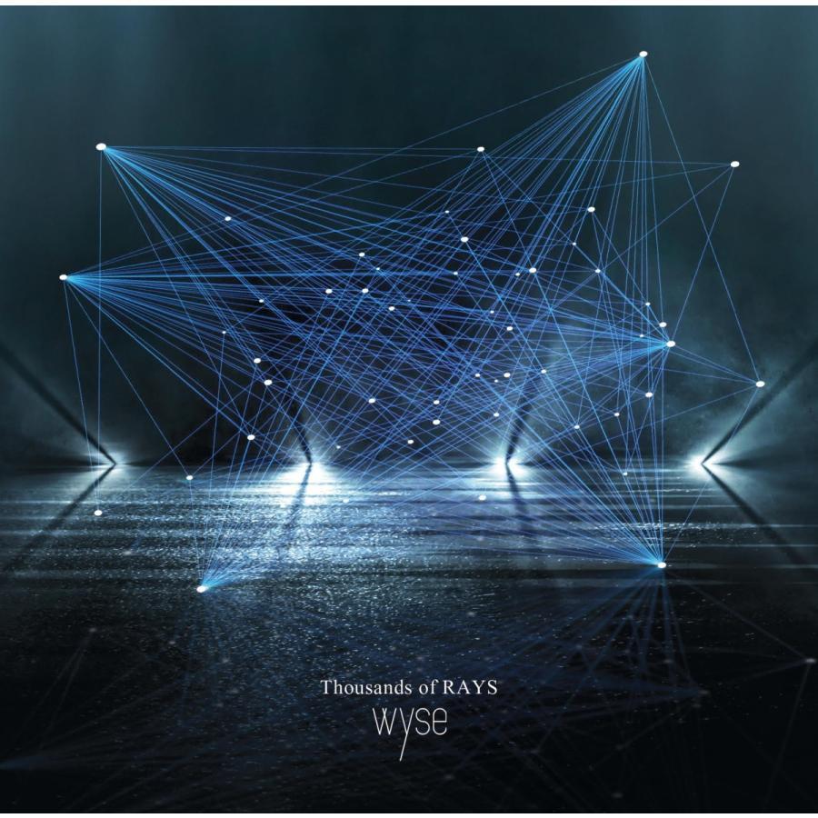【オリジナル特典付】wyse/Thousands of RAYS<CD>[Z-9172]20200520|wondergoo