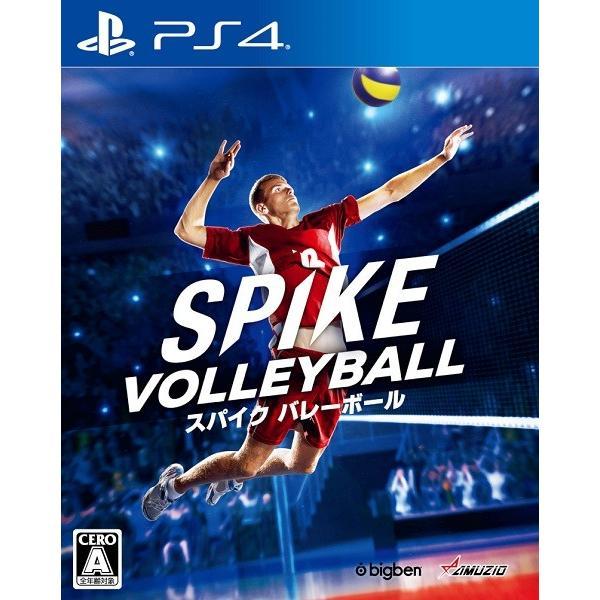 スパイク バレーボール<PS4>20190725