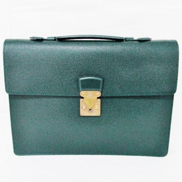 ルイヴィトン Louis Vuitton タイガ クラド エピセア ブリーフケース バッグ 【中古】【あすつく】