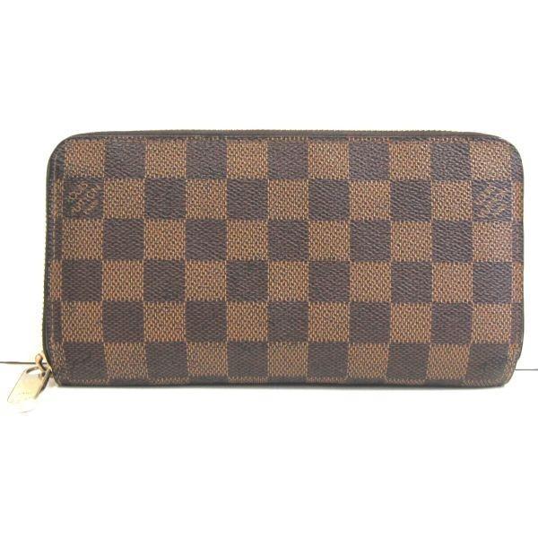 【本物新品保証】 ルイヴィトン Louis Vuitton Vuitton ダミエ N60015 ジッピーウォレット ラウンドファスナー長財布 N60015 財布 財布 長財布 ユニセックス【】【あすつく】, 和歌山田中農園:b8ed60ef --- fresh-beauty.com.au