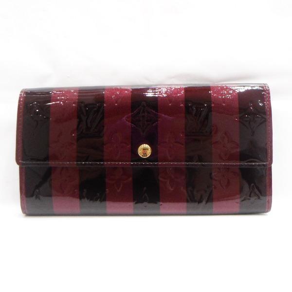 大人の上質  ルイヴィトン Louis Vuitton ヴェルニ 長財布 ポルトフォイユサラ M91715 Louis 長財布【 Vuitton】【あすつく】, SOAR SOUND:104602f7 --- fresh-beauty.com.au