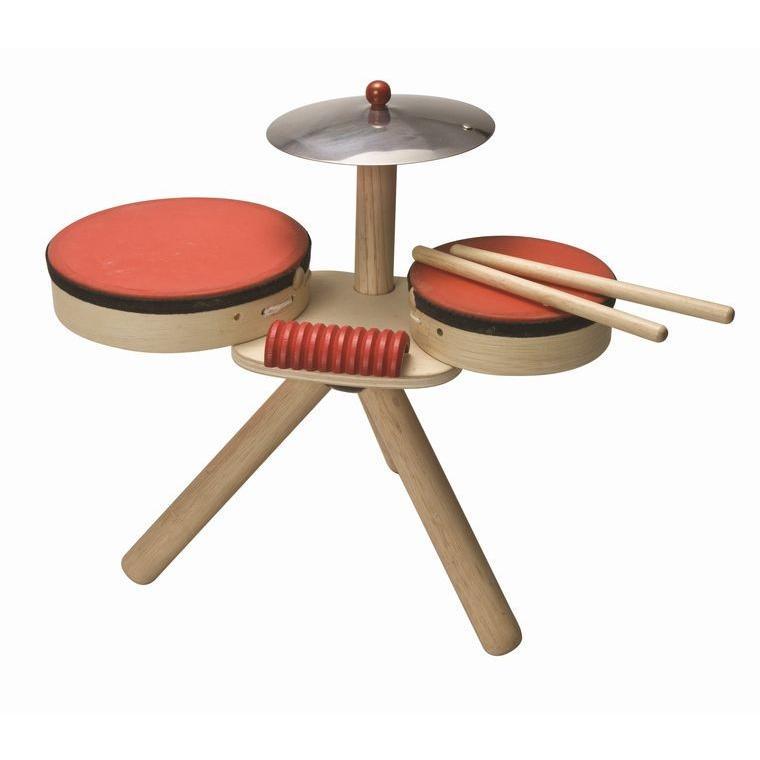 木のおもちゃ プラントイジャパンPLANTOYS 木製楽器 ミュージカルバンド II6410|woodayice|02
