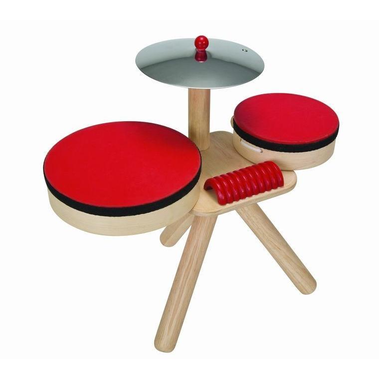 木のおもちゃ プラントイジャパンPLANTOYS 木製楽器 ミュージカルバンド II6410|woodayice|04