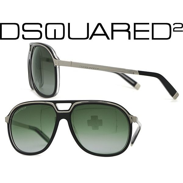 贅沢屋の DSQUARED2 ディースクエアード サングラス DSQUARED2 0061-05B 0061-05B, のレン:51021063 --- grafis.com.tr