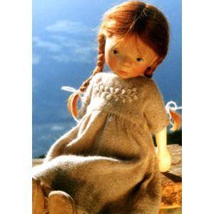 ポングラッツ人形 オールウッド3