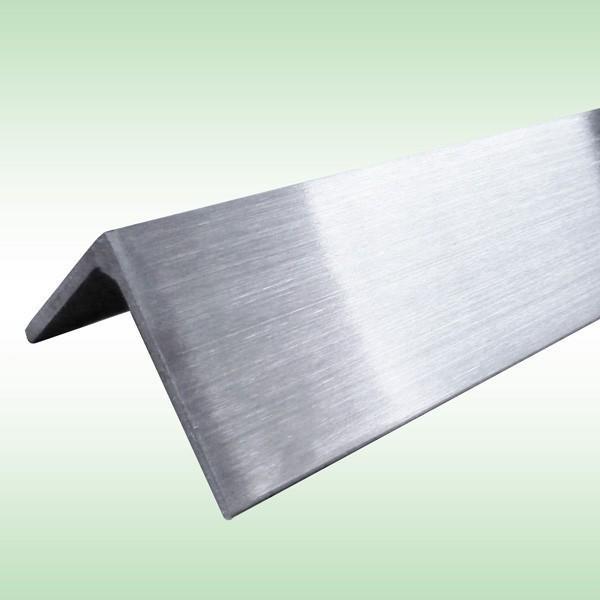 ステンアングル(ヘアライン仕上) 9×75×75 1005mm〜1500mm カット販売