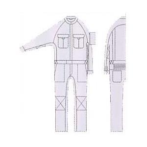 作業服 つなぎ服 作業着 通年 長袖 続服 SOWA 綿100%(so-9000)|workshopgorilla|04