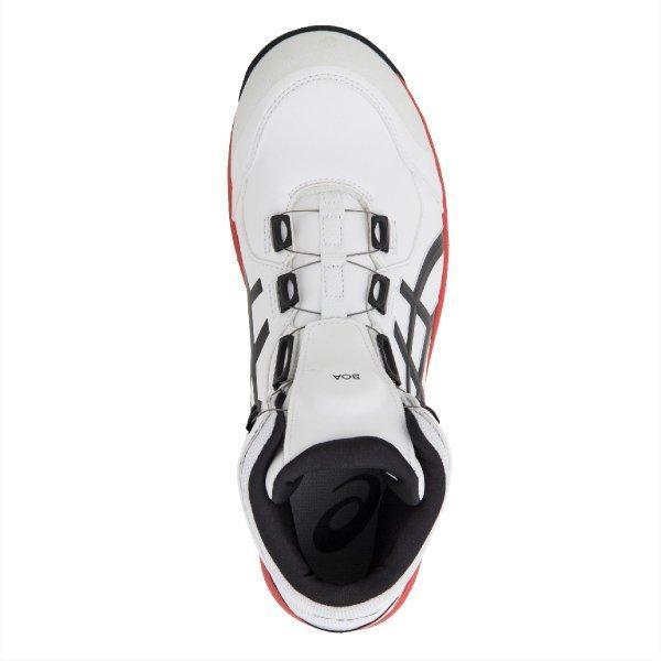asics ウィンジョブ  Boaシステム採用 セーフティスニーカー CP-304 先芯入り作業靴|workway|09