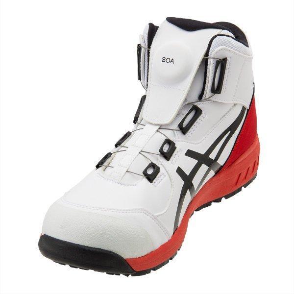 asics ウィンジョブ  Boaシステム採用 セーフティスニーカー CP-304 先芯入り作業靴|workway|18