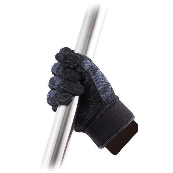 作業用手袋 指先の巧 迷彩ブラック M/L/LL ユニワールド 2520|workway|02