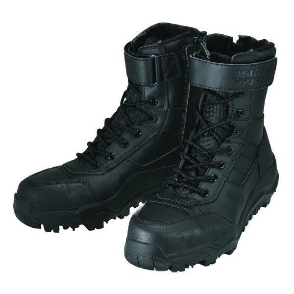 安全靴 作業靴 マジカルセーフティ アウトドア 山林 サバゲー ゴムピン ブーツ  丸五 #707 workway 02