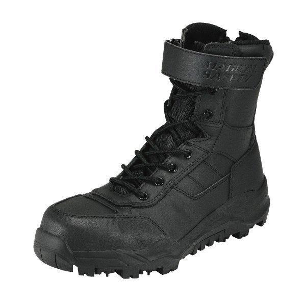安全靴 作業靴 マジカルセーフティ アウトドア 山林 サバゲー ゴムピン ブーツ  丸五 #707 workway 03