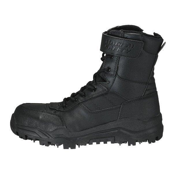 安全靴 作業靴 マジカルセーフティ アウトドア 山林 サバゲー ゴムピン ブーツ  丸五 #707 workway 04