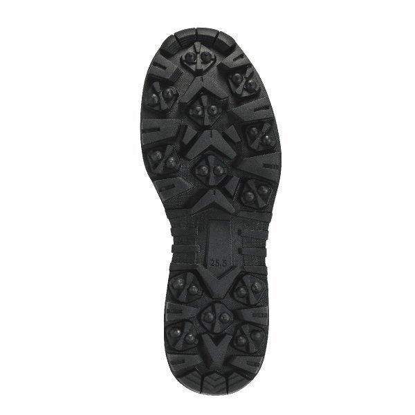 安全靴 作業靴 マジカルセーフティ アウトドア 山林 サバゲー ゴムピン ブーツ  丸五 #707 workway 08