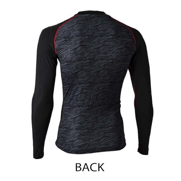 コンプレッション 加圧シャツ 寒暖両用 インナー オールシーズン 年間 アウトラスト おたふく手袋 JW-540|workway|06