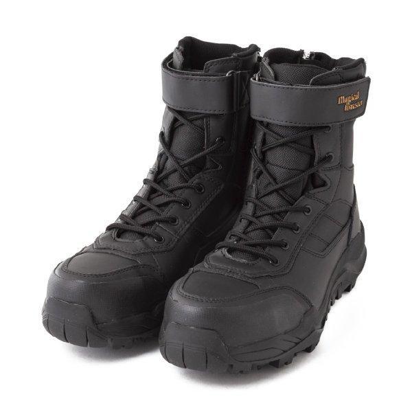 作業靴 安全靴 マジカルフォレスター 斜面作業 山林 鋼スパイクブーツ  丸五 MF-005|workway|02