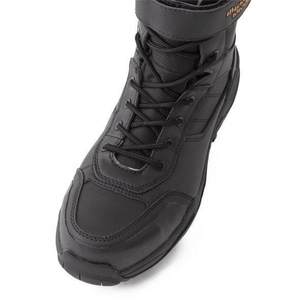 作業靴 安全靴 マジカルフォレスター 斜面作業 山林 鋼スパイクブーツ  丸五 MF-005|workway|03