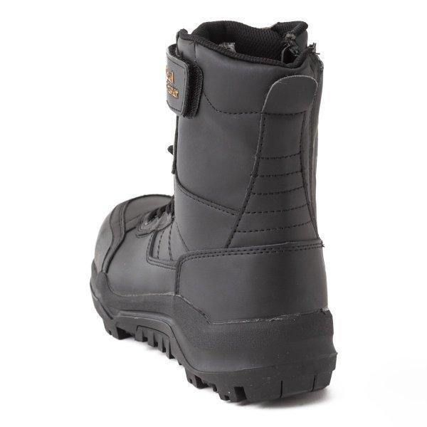 作業靴 安全靴 マジカルフォレスター 斜面作業 山林 鋼スパイクブーツ  丸五 MF-005|workway|05