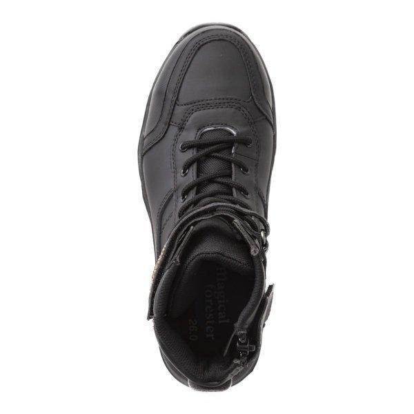 作業靴 安全靴 マジカルフォレスター 斜面作業 山林 鋼スパイクブーツ  丸五 MF-005|workway|06