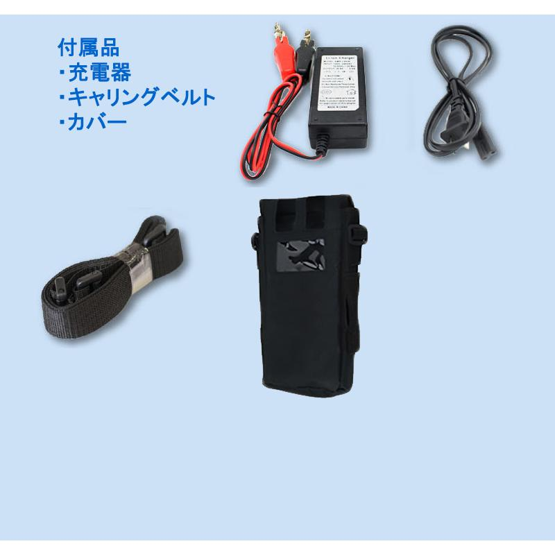 スーパーリチウム互換 モンスターリチウムバッテリー 14000mAh  バルク品 レビューを書いて長期保証 電動リール wbg-mlb-14000b|world-best-goods|02