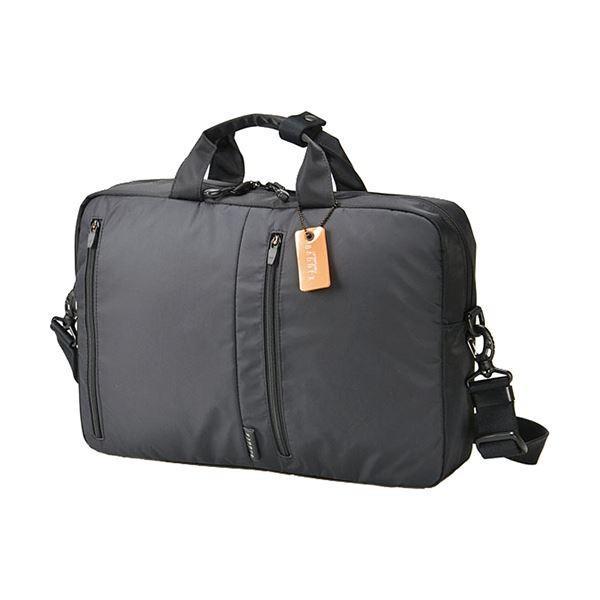 注目のブランド ウノフク BAGGEX D3Oビジネスブリーフケース ブラック 23-0586-10 1個, 銀雅堂 b2ed8209