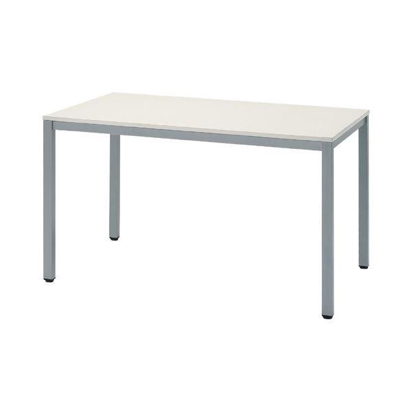 アール・エフ・ヤマカワ テーブル RFD-1275W ホワイト ホワイト