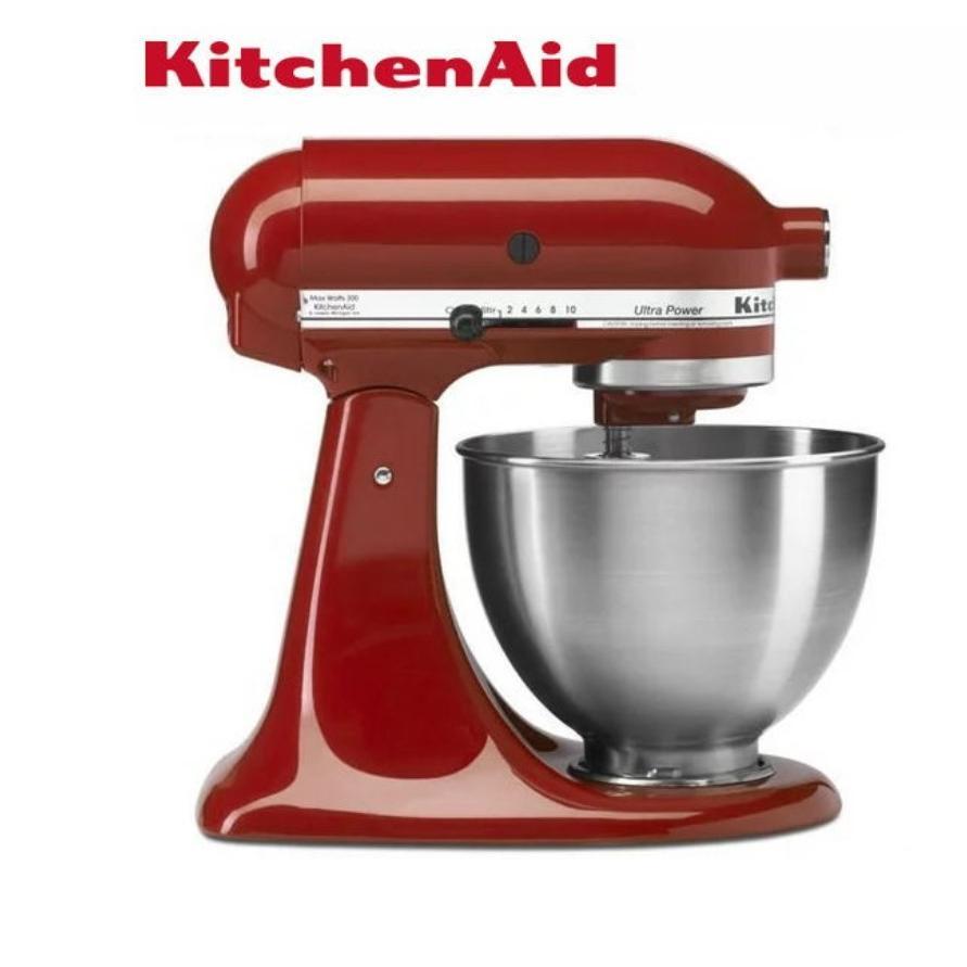【送料無料】KitchenAid キッチンエイド スタンド ミキサー 4.3Lボウル 9KSM95ER レッド RED 赤 ブレンダー