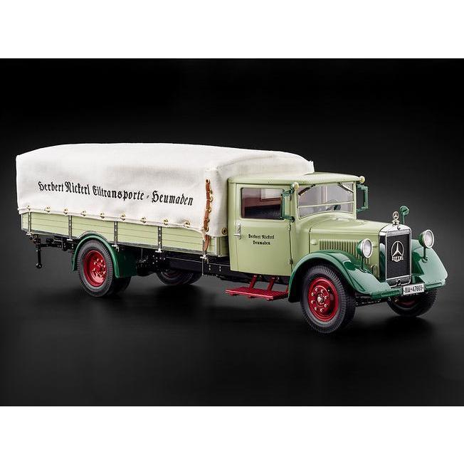 CMC/シーエムシー メルセデス・ベンツ LO2750 幌付トラック 1934-38 CMC/シーエムシー メルセデス・ベンツ LO27
