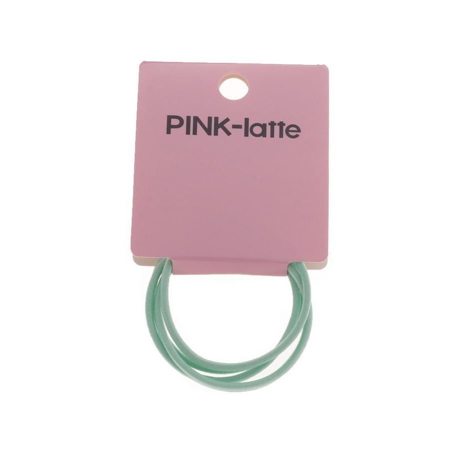 PINK-latte ◆セール特価品◆ ピンク ラテ ヘアゴム5本SET 大幅値下げランキング